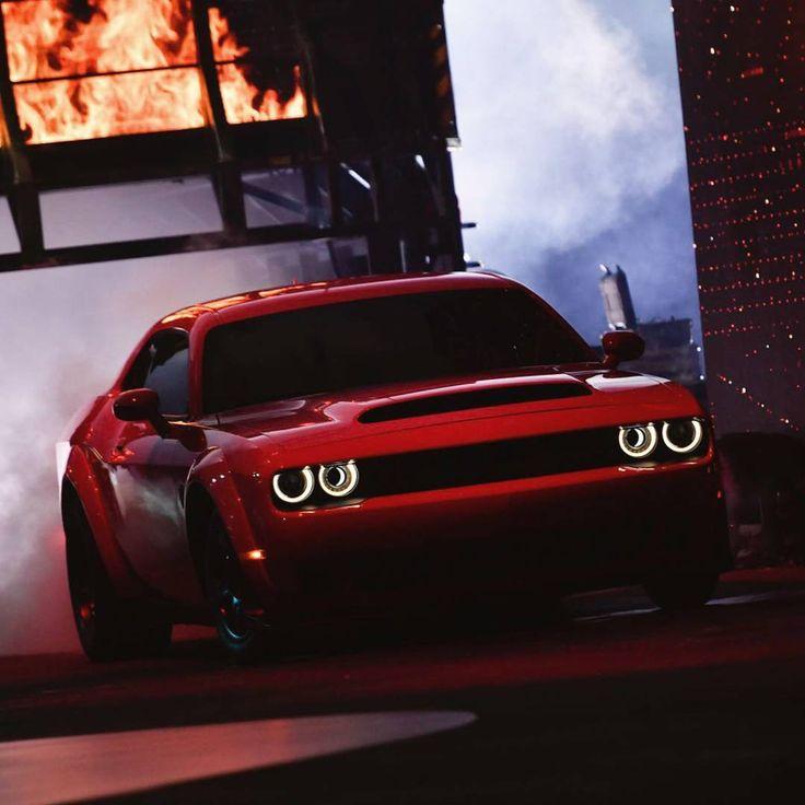 Dodge Challenger SRT Demon - UNLEASH THE BEAST!!! *earth-shattering VVVVVVVVRRRRRRRROOOOOOOOUUUUUUUUUUUUWWWWWWWMMMMMMMMMMMMMMMM!!!!!!!!!!!!!!!!!!!!!*