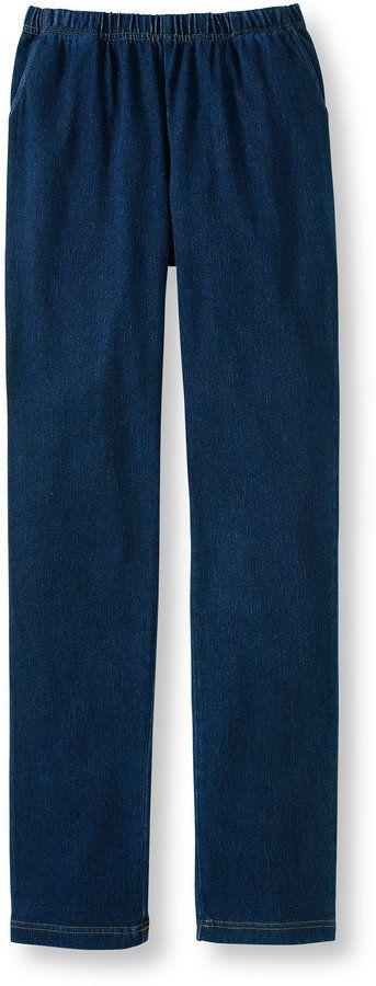 Perfect Fit Pants, Original Denim
