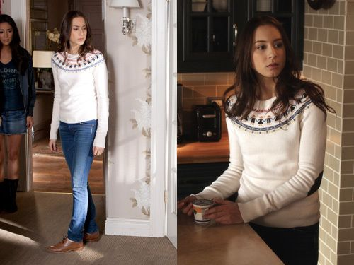 spencer hastings style   Spencer Hastings   A Touch of French.