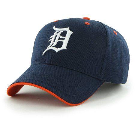 MLB Detroit Tigers Mass Money Maker Cap - Fan Favorite, Blue