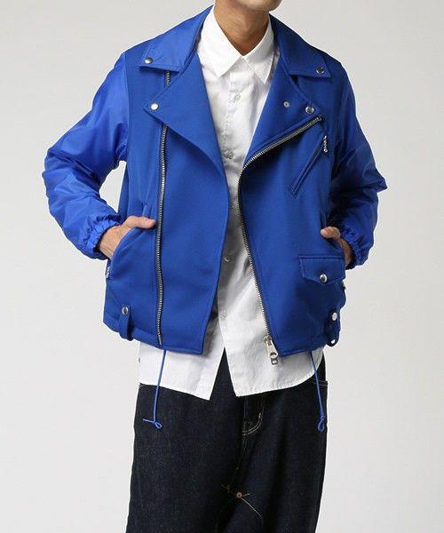 GANRYU Men's(ガンリュウ メンズ)の2015-16FW ライダースジャケット(ライダースジャケット)|詳細画像