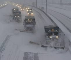 montreal snow storms