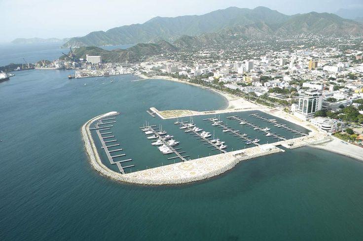 Playa Bahia (Santa Marta)