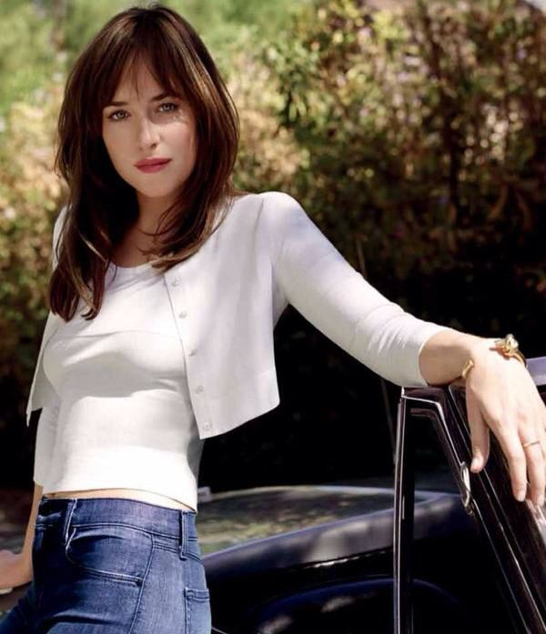 "Dakota Johnson- ""In my next movie, I'll play a sociopath and I am planning to…"