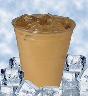 Copycat McD's Iced Coffee Recipe - Im addicted to McD's Iced Coffee so to save money I should try this.