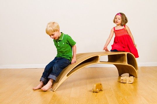 Playable Studio's Multifunctional Furniture Delights Kids and Adults Alike | Inhabitat - Sustainable Design Innovation, Eco Architecture, Green Building