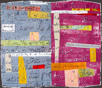 This is a QUILT! (by Angela Moll)