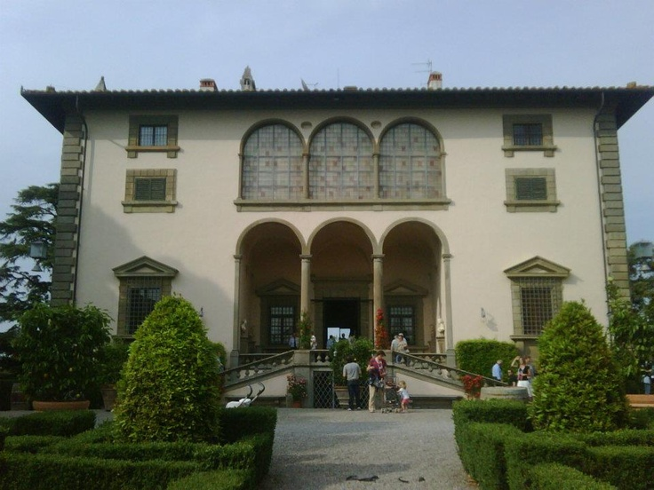 Would you want to get married here? Tuscan villa