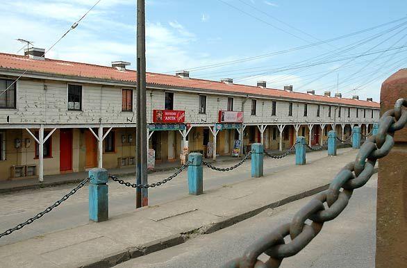 Antiguo barrio minero, Lota. Fotos de Concepción: Paisajes y Fotografías de Chile Central
