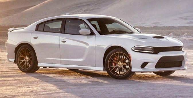 Dodge Charger SRT Hellcat – La berline la plus rapide du monde