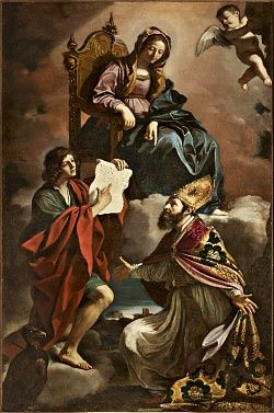 Stolen #Guercino #painting found in #Casablanca — #Art via #TheArtNewspaper