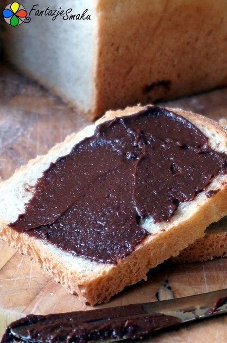 Krem daktylowo-czekoladowy http://fantazjesmaku.weebly.com/krem-daktylowo-czekoladowy.html