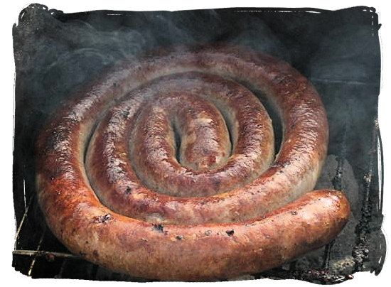 Time to braai some BOEREWORS! Enjoyed by all the cultures of South Africa. Lexi Mills says it's one of the top 10 foods South African expats miss: http://thedisplacednation.com/2012/05/08/when-in-london-hey-ag-no-man-10-foods-i-still-miss-from-my-homeland/