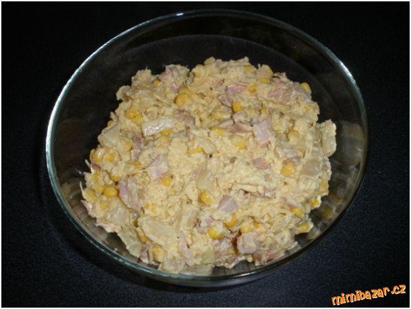 Celerovo - kuřecí salát (Prostřeno)