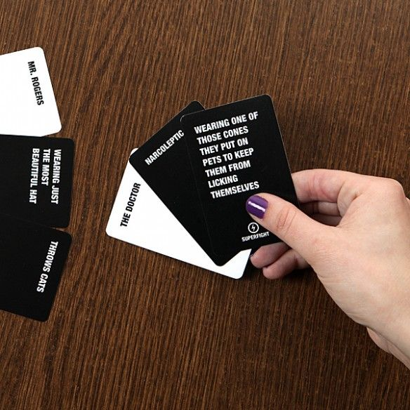 36 best superfight images on pinterest apples to apples cards card game colourmoves Images