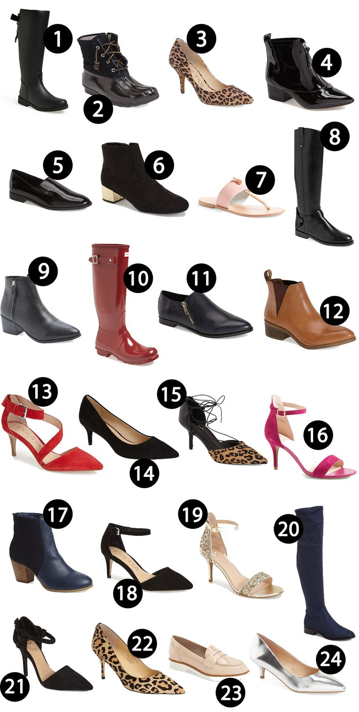 Nordstrom Winter Clearance Shoe Sale - Kelly in the City