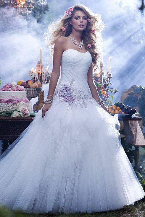 Sleeping Beauty | 8 Charming Disney Wedding Dresses For Grown Ups
