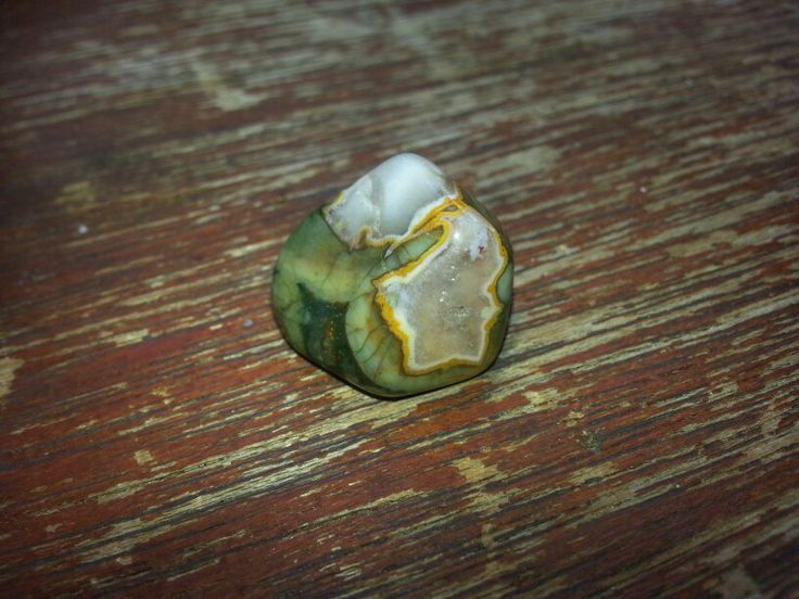 Rainforest Rhyolite/Jasper
