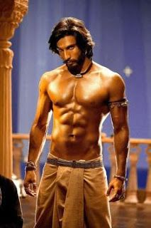 Ranveer Singh Body  When you cant handle this sexiness ❤️