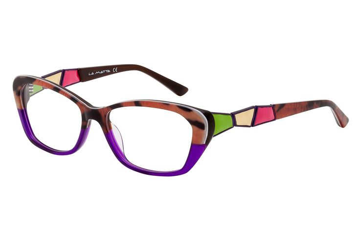 La Matta Eyewear by Area98 - Mod. LM3133 #eyewear #glasses #frame #women #style #accessories #fashion
