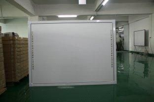 Infrared Electronic Interactive intelligent Whiteboard with nine point in schools (LWB-8210) - China smart interactive whiteboard, LABWE