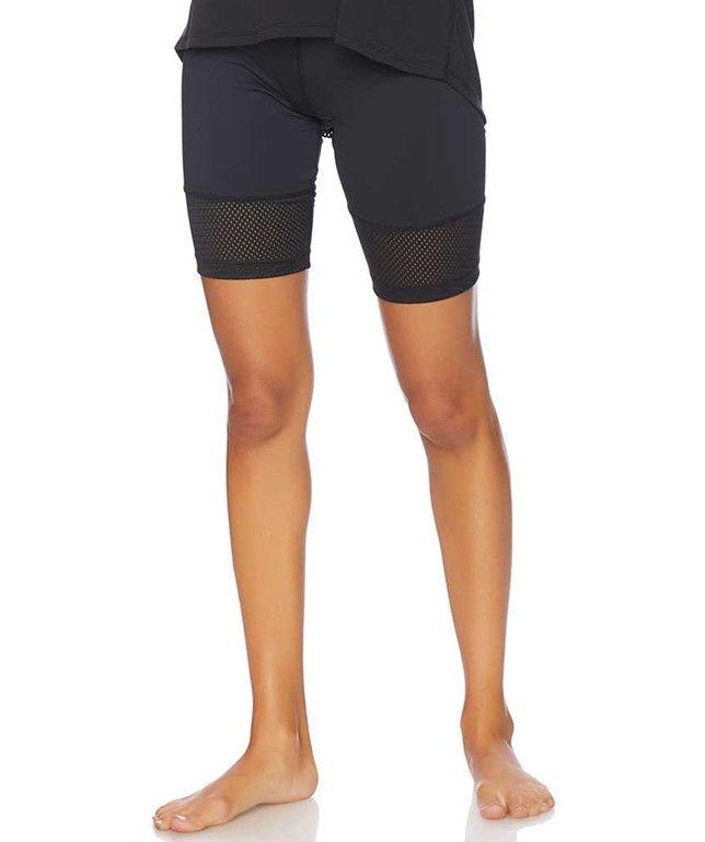 #Sports Illustrated #BikeShorts - $38.00 + Free Shipping & Exchanges   #swimwear http://www.planetgoldilocks.com/swimwear #swimsuit #fashionstyle  #fashion