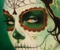 Day Of The Dead Girl by ~Wicked-Immortal on deviantART