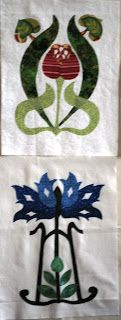 William Morris in Quilting: March 2012