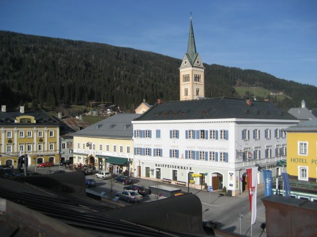 Radstadt is a historic town in the district of St. Johann im Pongau in the Austrian state of Salzburg.