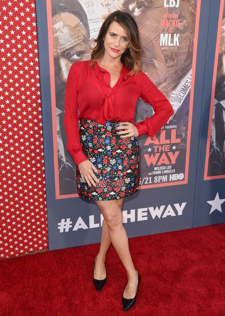 Amy Landecker Mini Skirt - Mini Skirt Lookbook - StyleBistro