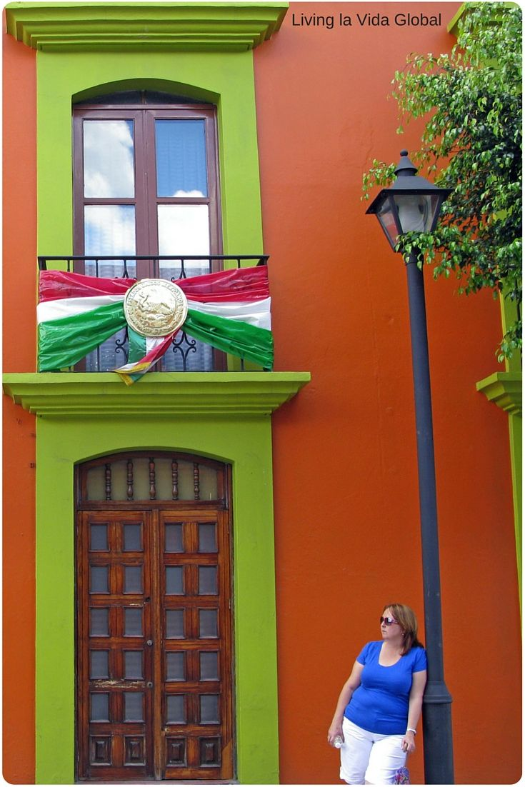 Oaxaca is a truly beautiful place. How can you not have a smile on your face when even the buildings exude such joy?
