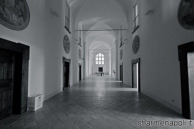 Mostra d'assi per Napoli con le tele riprodotte di Leonardo, Raffaello e Caravaggio