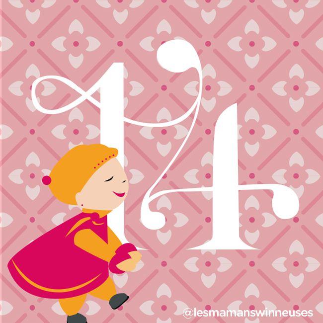 enfant qui danse dessin numéro 14