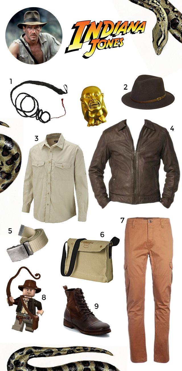 Indiana Jones Look