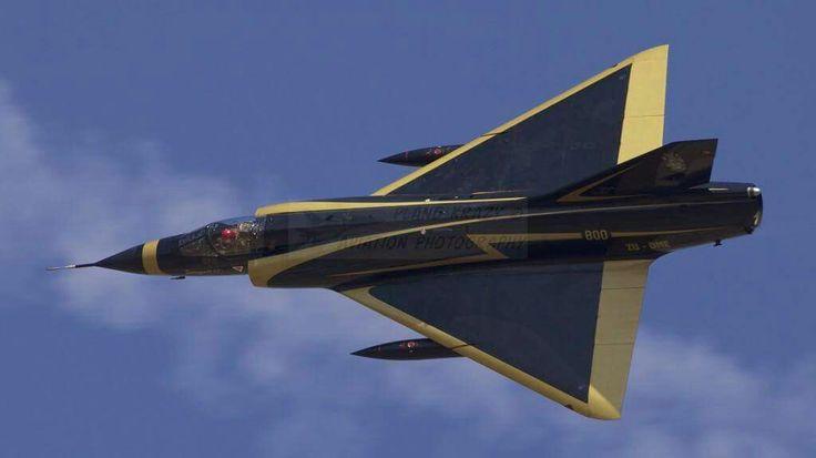 SAAF Mirage 3CZ 800