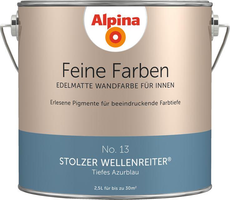 Feine Farben, Wandfarbe, Alpina Farben