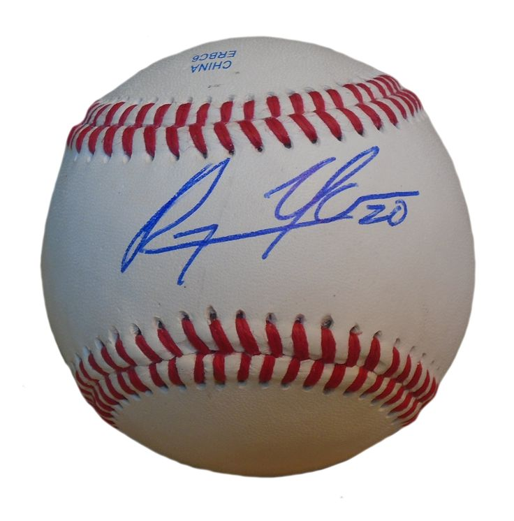 Baltimore Orioles Rey Navarro signed Rawlings ROLB leather Baseball w/ proof photo.  Proof photo of Rey signing will be included with your purchase along with a COA issued from Southwestconnection-Memorabilia, guaranteeing the item to pass authentication services from PSA/DNA or JSA. Free USPS shipping. www.AutographedwithProof.com is your one stop for autographed collectibles from Baltimore sports teams. Check back with us often, as we are always obtaining new items.