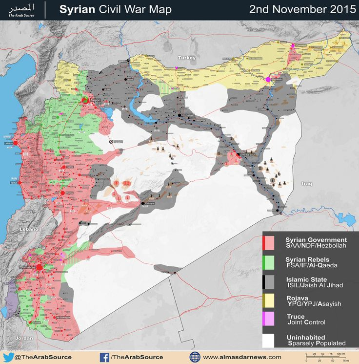 Map Of Poitiers%0A October Battle Map of Syria  Complete Field Update