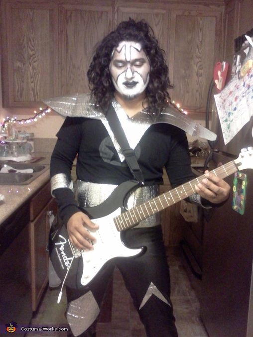 Tommy Thayer from Kiss - Halloween Costume Contest