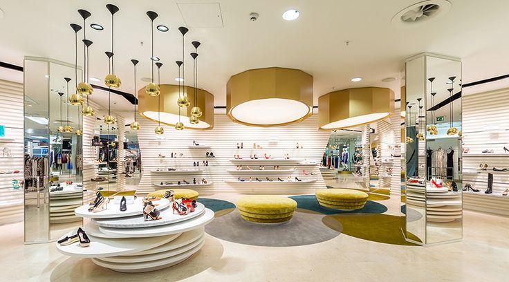 Harvey Nichols, Luxury Shoes