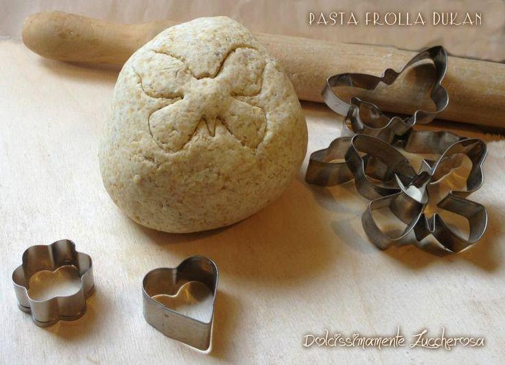 Pasta frolla Dukan ricetta dieta light