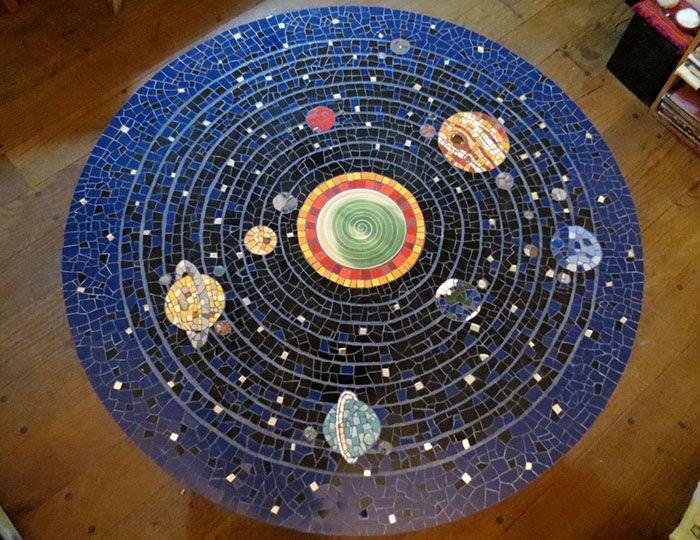 Mesa Universo | Taller Mosaik