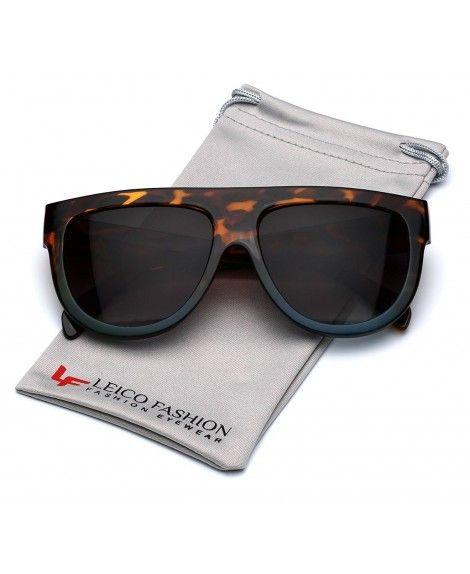 c98096720e Women s Fashion Flat Top Super Future Sunglasses Retro Vintage ...