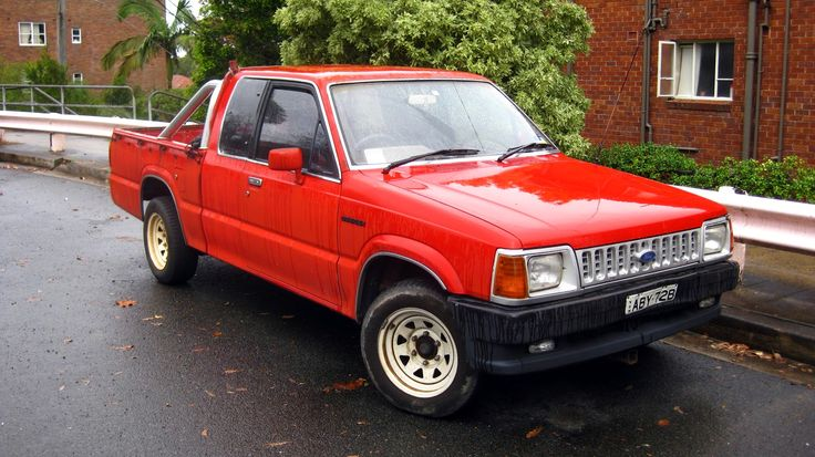 1988 Ford Courier
