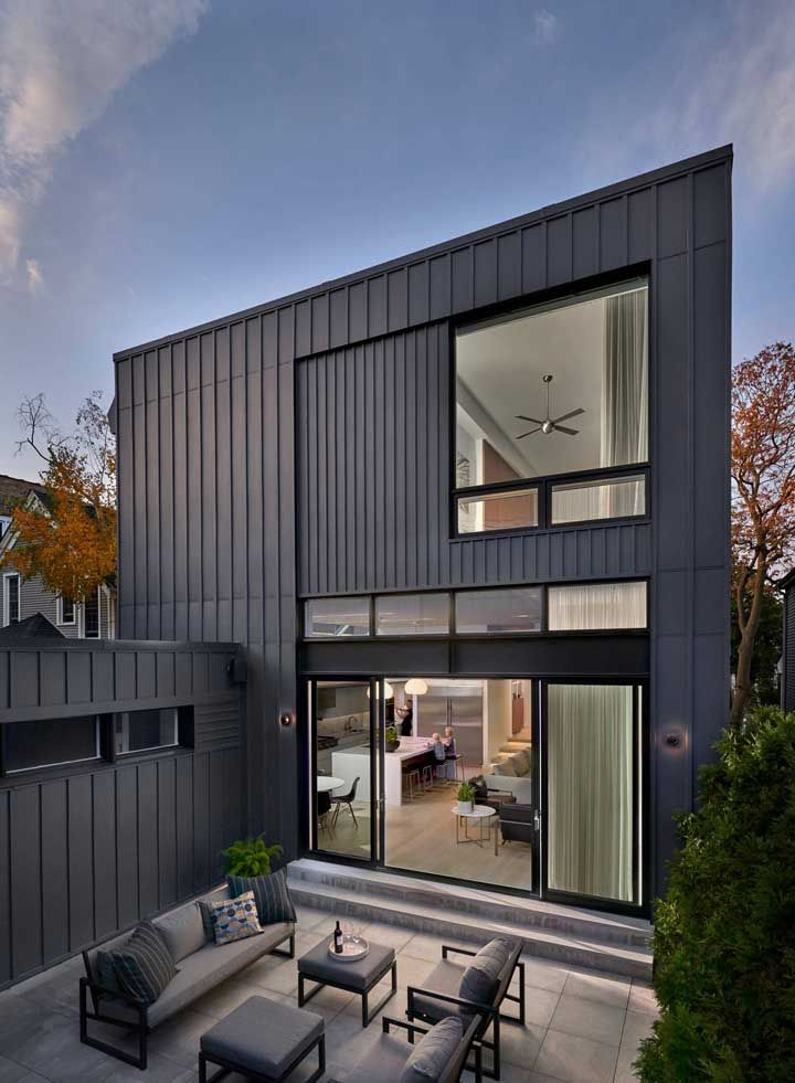 Casas Quadradas Veja 60 Ideias Projetos E Fotos Incriveis Casas Quadradas Casas House