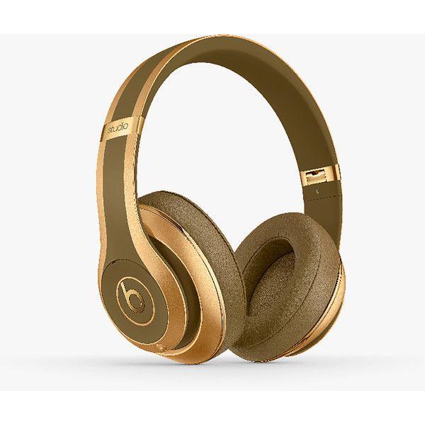 Beats Studio Wireless Over-Ear Headphones | Accessories Headphones |... (3393500 PYG) ❤ liked on Polyvore featuring accessories, tech accessories and balmain