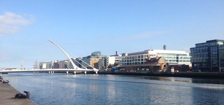 Calatrava en Dublin - arquitectura
