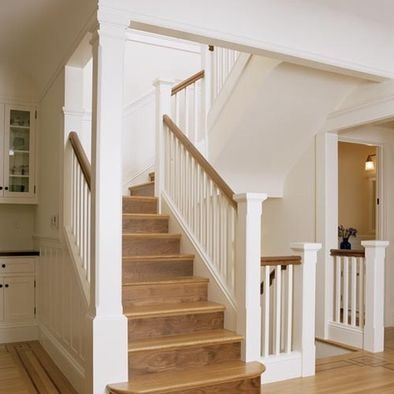 Open Basement Stairs Remodel