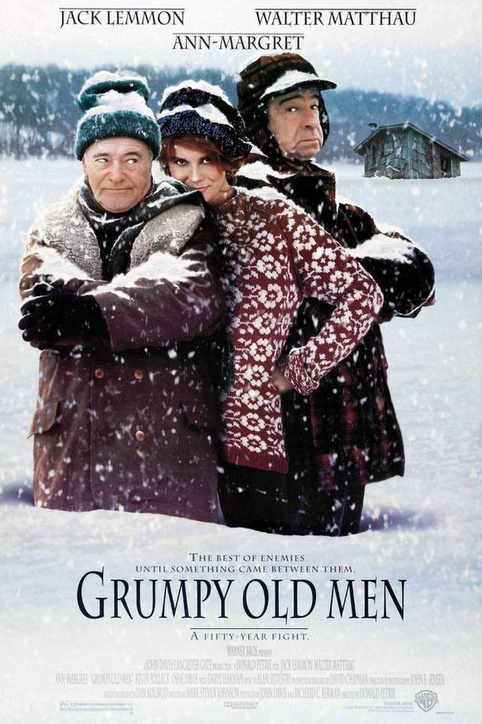 Dos Viejos Gruñones (Grumpy Old Men), de Donald Petrie, 1993
