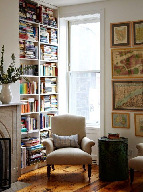 Create A Comfortable Reading Nook With These 10 Seating Ideas: 25+ Best Living Room Corners Ideas On Pinterest